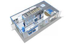 EnviModul Flomar - Dissolved Air Flotation and Electroflotation Plants