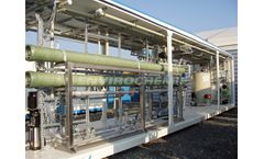 EnviModul Envopur - Modular Membrane Treatment Plants