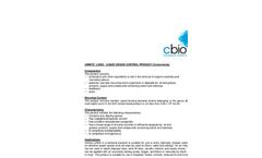 Amnite - L240x - Liquid Odour Control Product (Concentrate) Data Sheet