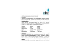 Amnite - NS500 - Ammonia Oxidation Product Data Sheet