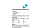 Amnite - S100 - Organic Solids Digestion Product (With Activated Carbon) Data Sheet