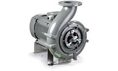 Medium Pressure Chopper Pump For Dry Installation MPTK-I
