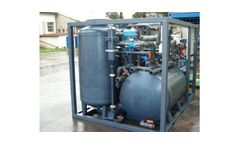IWET - Model RWT Series - Modular Water Treatment Plant