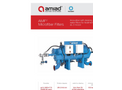 Model AMF2-36K - Microfiber Filters Brochure