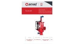 ScanJet - Model 1.500 - Automatic Filters Brochure