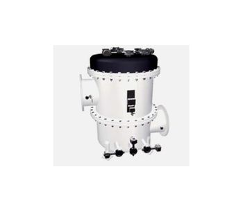 Omega - Model IV - Automatic Seawater Filters