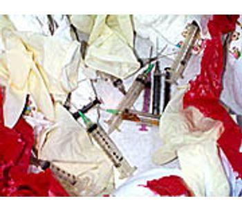 Medical waste shredding - Health Care
