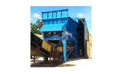 Shredding systems for solid & bulky waste