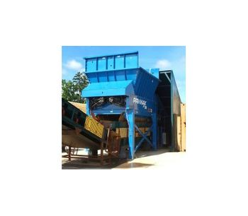Shredding systems for solid & bulky waste - Waste and Recycling - Recycling Systems