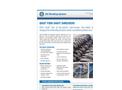 SSI Quad - Model Q85 - Four Shaft Waste Rotary Shear Shredder
