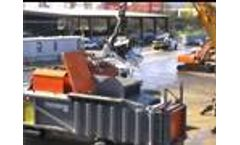 SSI`s Shred of the Month: Mobile Scrap Compactor (C) Video