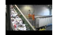 Shredded Paper Compactor Video