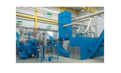 Adelmann - Model RPWW/ES - White Ware and Electronic Scrap Recycling Plant