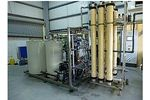 Water Treatment System for Food and Drinking Water Applications - Water and Wastewater - Drinking Water