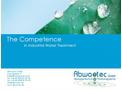 Abwa-Tec Presentation Brochure