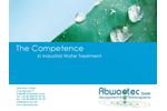 Abwa-Tec Presentation with Bio Brochure