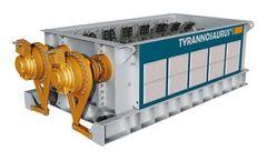TYRANNOSAURUS - Model 6600 - Pre Shredders