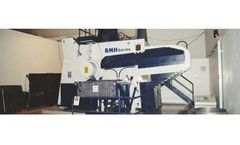 BMH Enviro - Radioactive Waste Compacting System