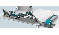 TYRANNOSAURUS - Solid Recovered Fuel (SRF) Production Plants