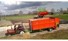 Holaras - Model Wisent - Feeder Wagon
