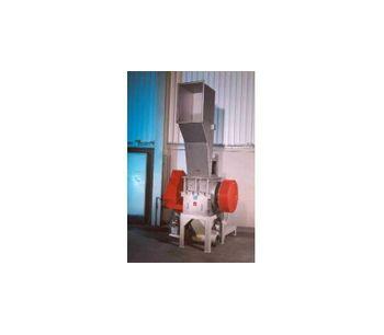 UltraGranulator - Model Type PS-C - Natural Rubber