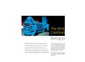 Model II - Continette Cutting Press Brochure