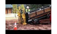 Vermeer D23X30 S3 Directional Drill Testimonial   Vermeer Underground Equipment - Video