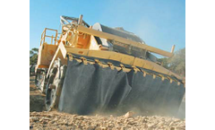 Rock excavation for the soil remediation industry