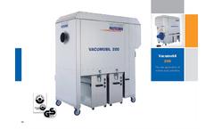 Vacumobil - Model 200 / 220 - Mobile Dedusters Brochure