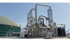 Environmental solutions for evaporation & concentration of environmental waste streams sector