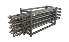 HRS - Model AS 3 Series - Annular Space Heat Exchangers