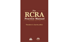 RCRA Practice Manual, The, Second Edition