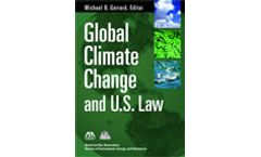 Global Climate Change and U.S. Law