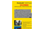 CastoJet 55396C HVOF Powder  Self-Fluxing Alloy – Nickel Brochure
