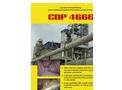 CDP 4666 Wearplates Castodur Diamond Plates Brochure