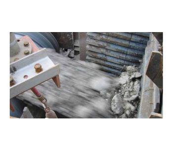 Model CDP 4623i - Wearplate For Chutes, Buckets, Crushers