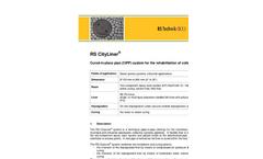 RS CityLiner - Rehabilitation System Brochure