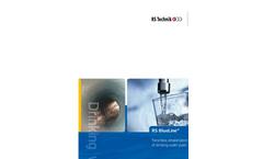 RS BlueLine - Rehabilitation System Brochure