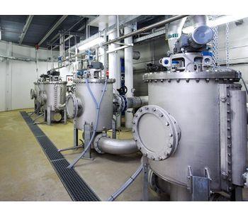 EWK - Model WAB - Water Treatment Ready systems