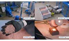 Guidetti WIRE PRO Cable Recycling Plant at Riwald (NL) - Video