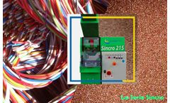 cables recycling  -  sincro series