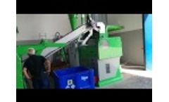 pre-shredder PMG 600  - SINCRO 530 MILL cable recycling