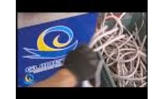 Electric Cable Recycling Compact Plant - Video