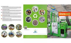 Sincro Mill Line - Brochure