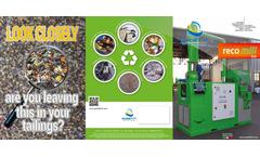 Reco Mill  Line - Brochure