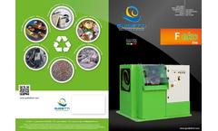 Guidetti - Model F Eko Series - Vibrating Dry Densimetric Separators - Brochure