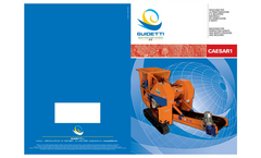 Caesar 1 - Machines for Demolition Scraps and Inerts Crushing and Recovery - Brochure