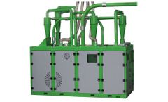 Guidetti - Model Wire Pro Series - Industrial Waste Recycling Systems