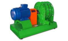 Guidetti - Model Turbo Series - Non-ferrous Metals Recycling System