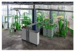 Guidetti - Model Weee Series (Raee) and Carfluff (Asr) - Recycling Systems